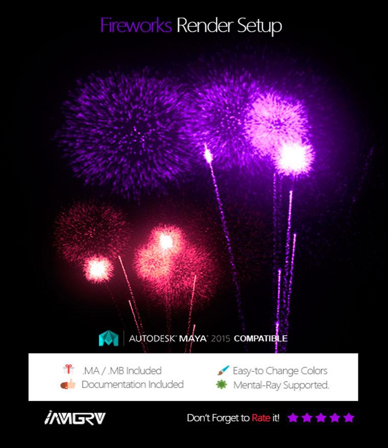 Fireworks---Render-Setup