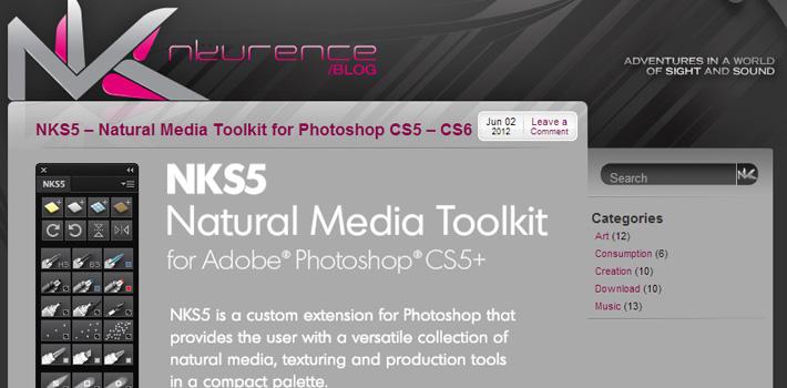 pagina oficial plugin NKs5