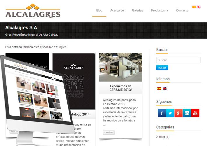 Diseño de blog profesional para empresas