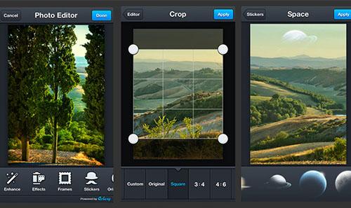 programa edición fotos Aviary