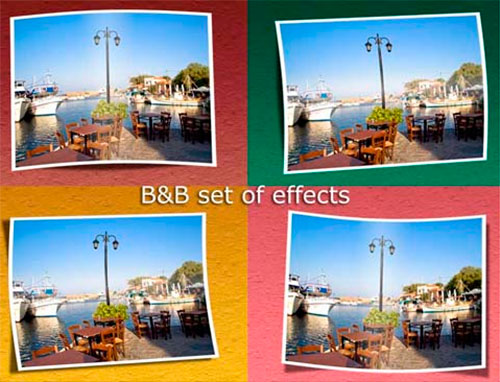 10 Acciones de Photoshop Gratis PhotoshopActions Vol. 1 | Magical ...