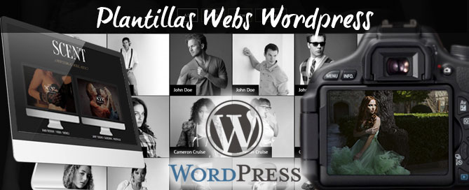 Plantillas Web WordPress para Agencias | Magical Art Studio