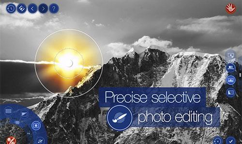 programa edición fotos HandyPhoto