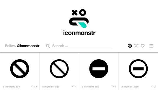IconMonstr web