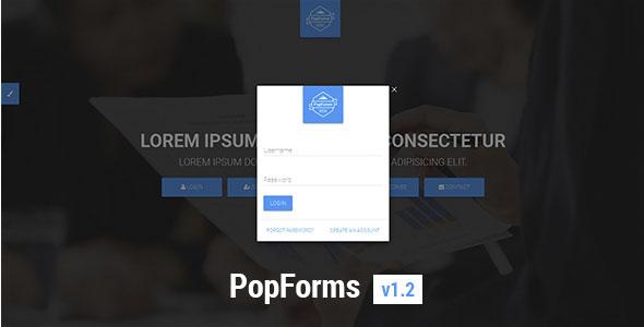 javascript-plantilla-popforms