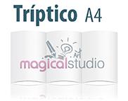 diseño tripticos, impresión tripticos, madrid