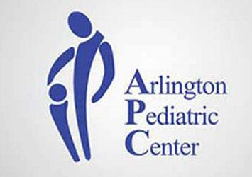 Logotipo Arlington Pediatric Center