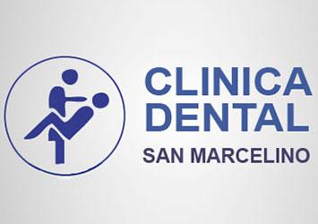 significado logo clinica dental san marcelino