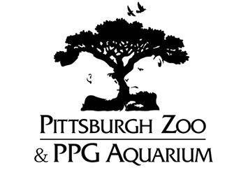 mensaje oculto logotipo del Zoo de Pittsburgh