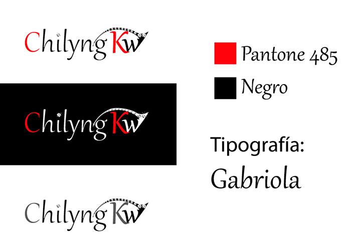 diseño de imagen corporativa en madrid para Chilyngkw