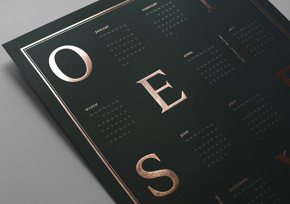 one-seven-calendar-2017