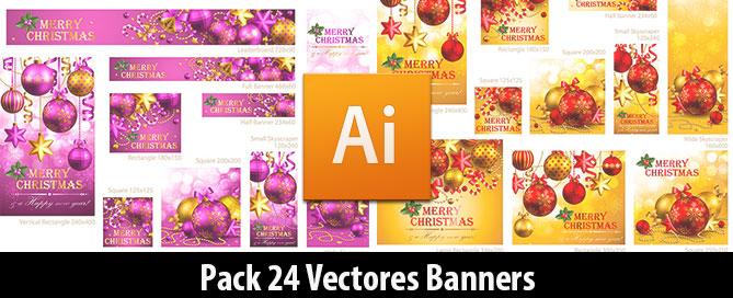 pack-descarga-banner-web-vectorial