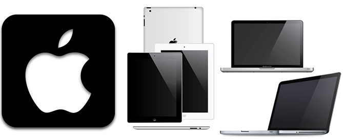 pack-vectores-productos-apple-iphone-ipad