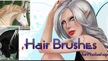 photoshop-hair-brushes
