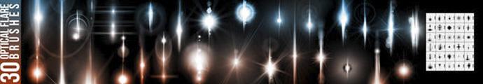 luces para photoshop