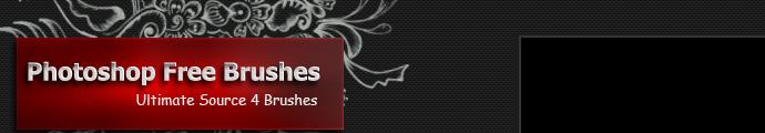 header de pagina de descarga pinceles