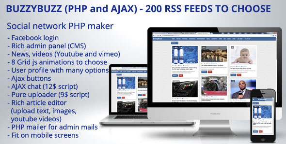 plantilla-php-ajax-rss-feeds