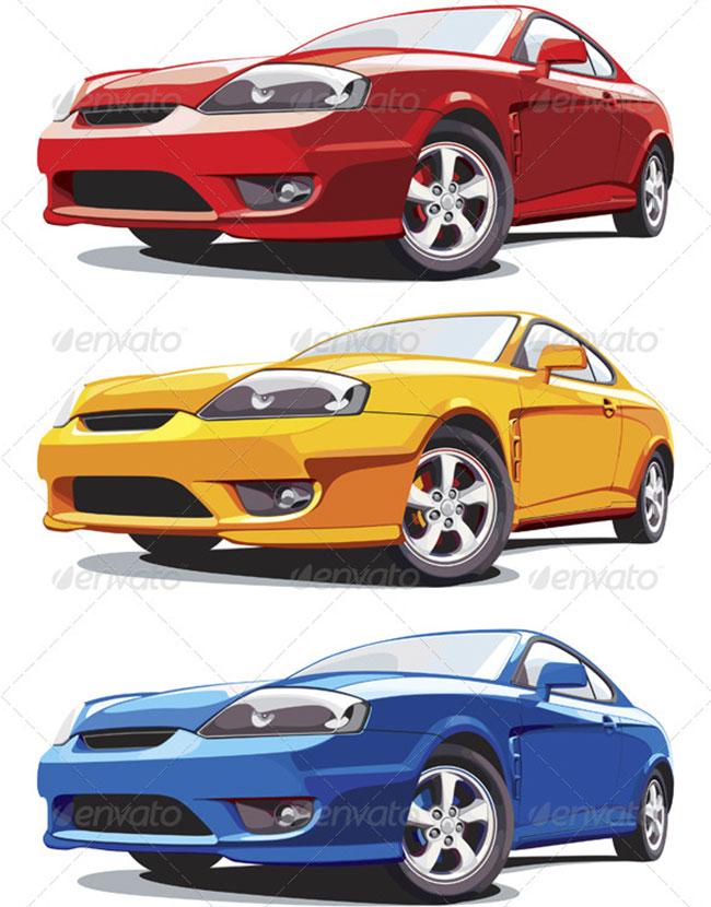 plantilla-vector-coches