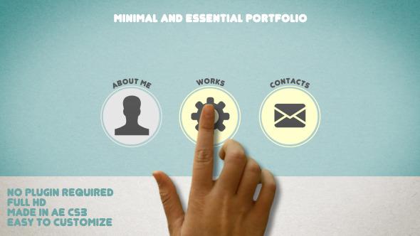 plantilla-video-presentación-portfolio
