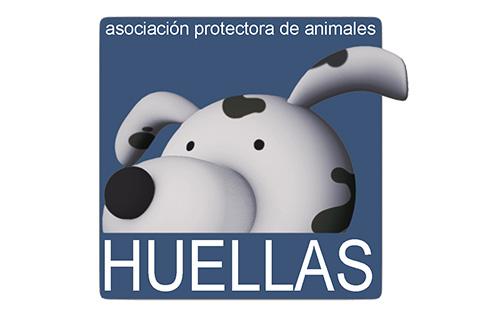 Protectora Huellas, diseño de publicidad