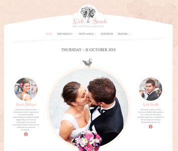 web para planificar tu boda