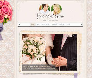 gestionar tu boda con una web