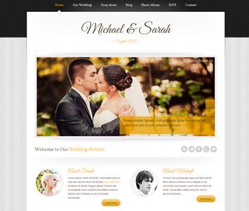 recordatorio de boda web