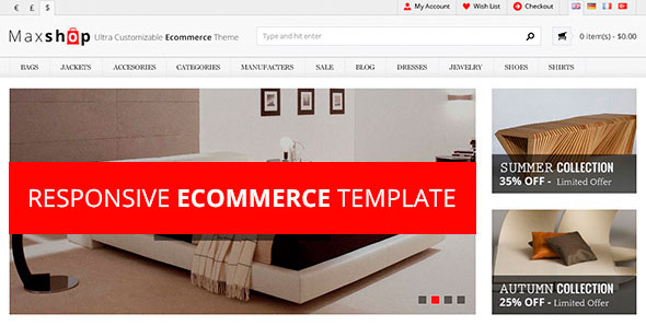 wordpress-woocommerce-theme